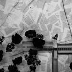 maquette_begraafplaats en bos